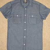 Рубашка H&M размер М рост 180