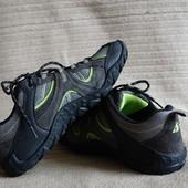 Яркие комбинированные трекинговые кроссовки Mountain Peak  Швеция. 42