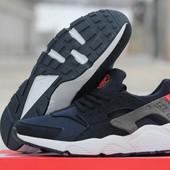 Кроссовки мужские Nike Huaracheblue white