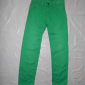 р. 152-158-164, яркие и модные джинсы бойфренды Okay Германия