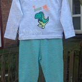 Трикотажная пижама для мальчика (1-2 года) Primark