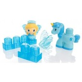 Mega Bloks Маленькая принцесса Принцесса Росинка first builders princes 80426