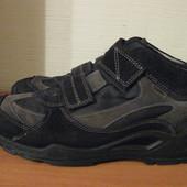 ботинки кожаные фирменные Ricosta Германия оригинал р.40