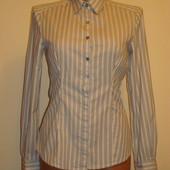 Рубашка приталенная, в полоску р.8 Mango