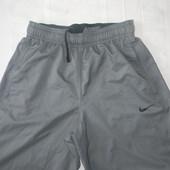 Мужские спорт.штаны Nike Dri-Fit р.S(без подкладки)