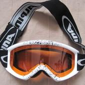 Alpina горнолыжная маска детская подростковая