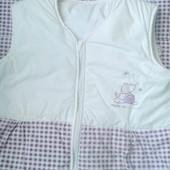 Детский спальный теплый конверт мешок ТCM Tchibo, Германия