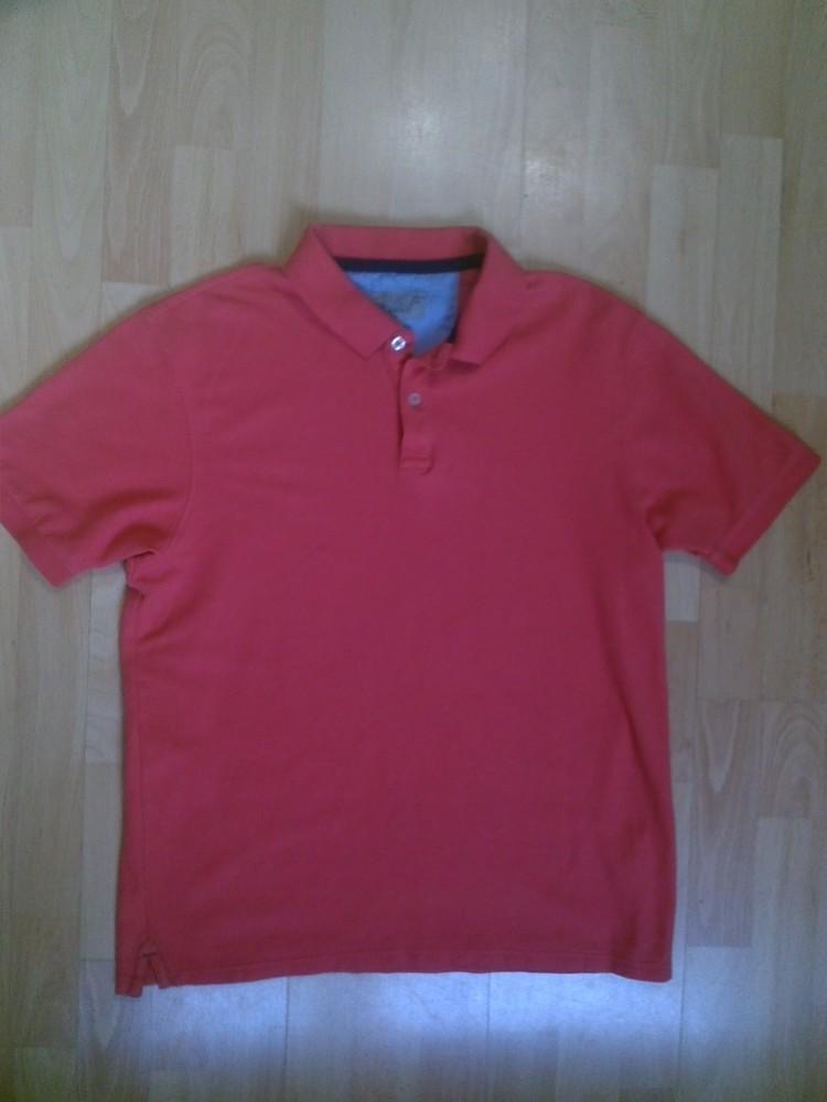 Фирменная футболка тениска поло M-L фото №1
