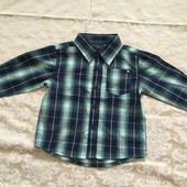 Рубашка Lucky brand, 12 мес