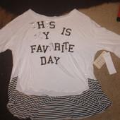 Стильная футболка Gloria Jeans.Распродажа.Р 44-52