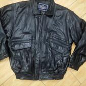 Мужская кожаная куртка Rebel Pelle p.M(48)