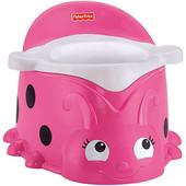 fisher price Горшок Божья коровка ladybug potty pink BBM85