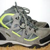Hi-Tec фирменные ботинки 25 см