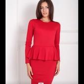 Очень красивое платье р-ры 42-50 8 цветов