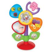 Игрушка на присоске Цветик KiddielandPreschool g051185