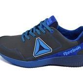 Кроссовки Reebok zprint 3D blue (реплика)