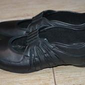 Geox respira туфли 40р Оигинал кожаные.балетки