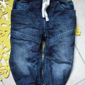 стильные джинсы от George 9-12мес 74-80см