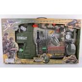 Игровой набор военного 33480 Combat