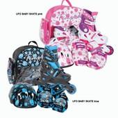 Детские раздвижные роликовые коньки Tempish комплект