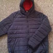 Мужская демисезонная куртка, смотрите замеры