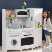 Детская кухня большая со светом и звуками Deluxe KidKraft 53369