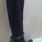 Модные сапоги - чулки Vero Cuoio Италия