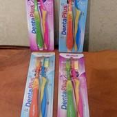Щетки зубные детские
