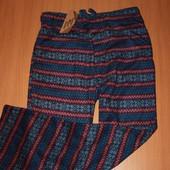 мужские пижамные новые штаны размер м
