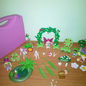 Playmobil 4158 Единорог в волшебном саду с кейсом