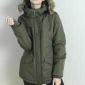 Парка ( куртка ) женская, зимняя Terranova(Италия) ,новая , в наличии ХL