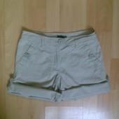 Фирменные хлопковые шорты S-M