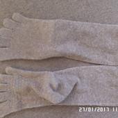 носочки з пальчиками 17-20см стєлька