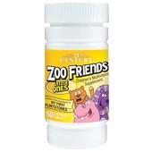 Витамины детские жевательные Zoo Friends 60 шт