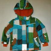 Зимняя термо куртка,Topolino -Германия р. 104см. оригинал