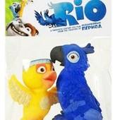 Распродажа - Набор 2 игрушки пищалки Рио  от Играем вместе