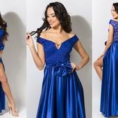 Шикарное вечернее платье 42-48р