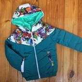 Деми куртка 98-104 см