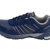 Кроссовки мужские BaaS Sport 568 Blue (реплика)