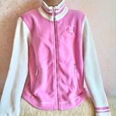 Комбинированная кофта для девочки на рост 150 ( 11-12 лет)