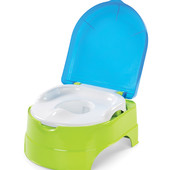 Summer Детский горшок 3 в 1 infant Mmy fun sticker potty, neutral