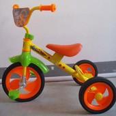 Велосипед детский трехколесный Baby Tilly Combi Trike