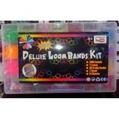 Резинки для плетения браслетов Deluxe Loom Bands