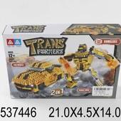 """Конструктор """"Transformers"""" 2 в 1, 241 деталь. Размер в коробке 21,0*4,5*14,0см"""