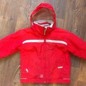 р.116, всесезонная термо-куртка, на 6 лет, в идеале