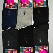 Носки мужские за 12 пар  42-48