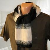 Мужской теплый шарф 30х160 от Takko Fashion Германия