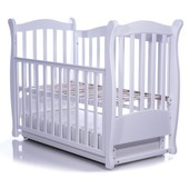 Детская кроватка Верес Соня ЛД15 маятник. Доставка бесплатно