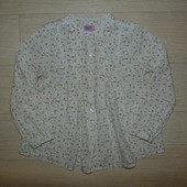 Легкая блузка-туника F&F 4-5 лет, рост 110