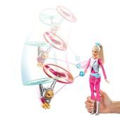 Кукла Барби и космический котик barbie flying cat